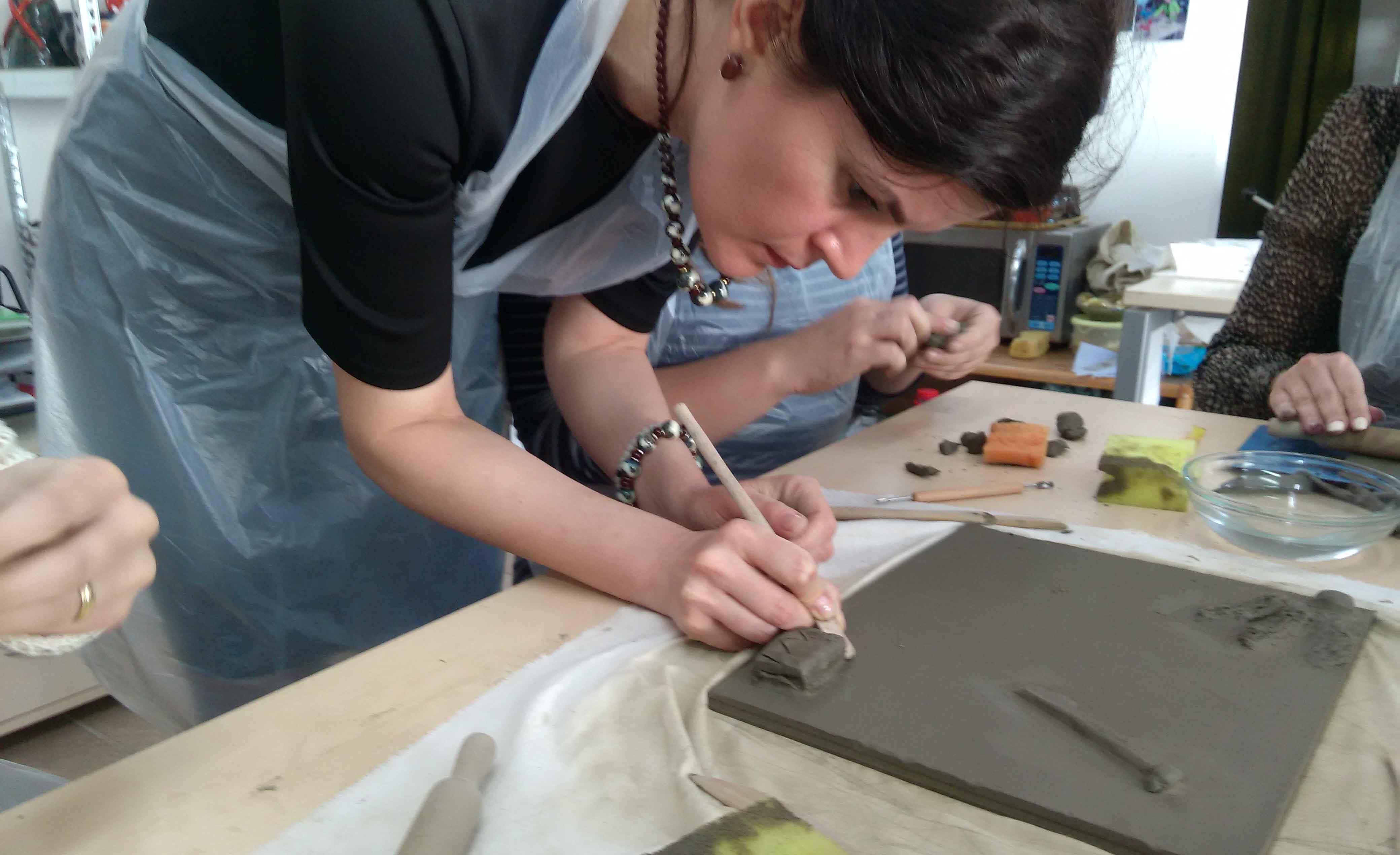 atelier ceramica decorativa
