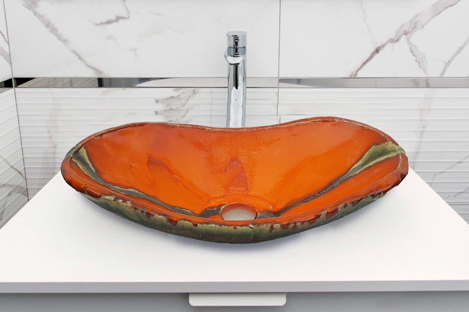 chiuveta ceramica Clay Play